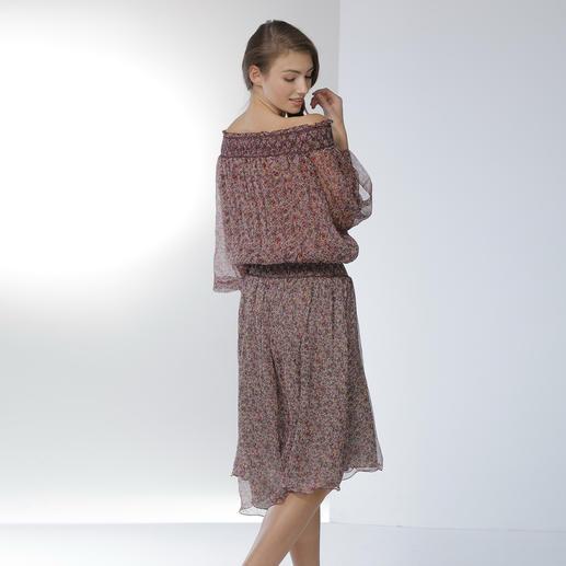 Zadig & Voltaire Carmen-Kleid 1 Kleid – 3 Trends – 2 Tragevarianten.