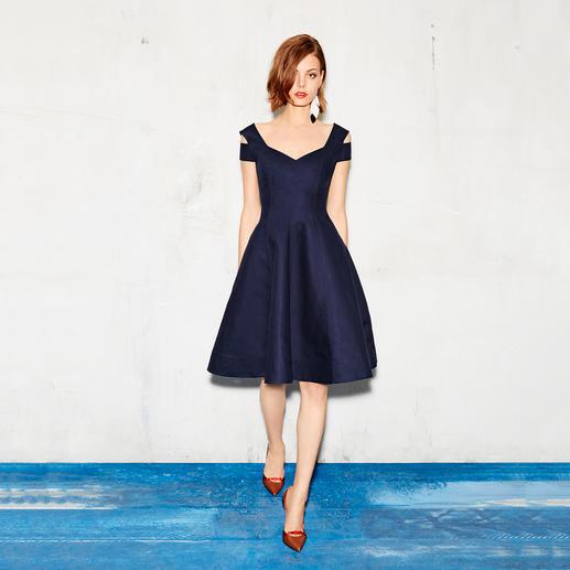 Paule Ka 50ies-Kleid Die typische Silhouette der 50er-Jahre trifft gleich 3 Trends von heute.