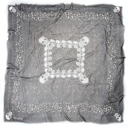 Zadig & Voltaire-Tuch Kerry Garden Rock. Grunge. New Romantic: Das eine Tuch für alle Trends. Von Zadig & Voltaire.