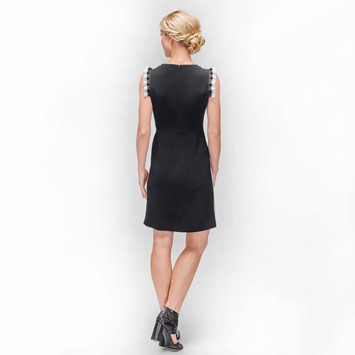 Strenesse Sporty- Dress Sportives Material + eleganter Schnitt = sporty Clean-Chic für 24 Stunden am Tag. Von Strenesse.