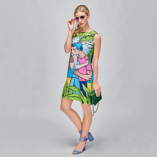 Boutique Moschino Pop-Art-Kleid Pop-Art meets Couture: bei Boutique Moschino.