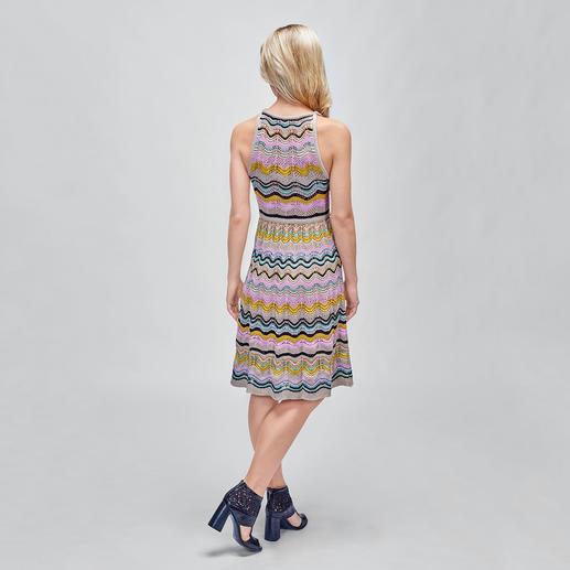 M Missoni Sports-Couture-Kleid Gestrickte Sports-Couture in aktuellen Pastels. Das Original vom Meister der Maschen: M Missoni.