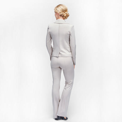 Plein Sud Jeanius Anzug-Blazer oder -Hose Anzug-Update 2018: scharfer Schnitt plus softer Stoff. Aus der Jeanius-Kollektion von Plein Sud.