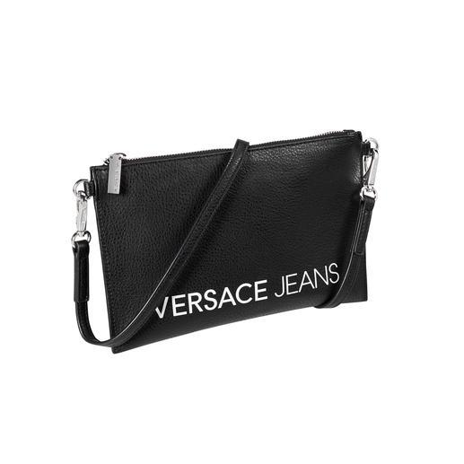 Versace Jeans Logo-Bag Die Minimal-Bag zum Logo-Trend. Von Versace Jeans.