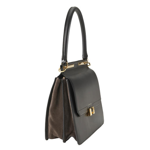 Maison Héroïne Tablet-Tasche oder Cross-Body-Bag Die It-Bag fürs Business: Elegantes puristisches Design. Made in Italy, von Maison Héroïne.
