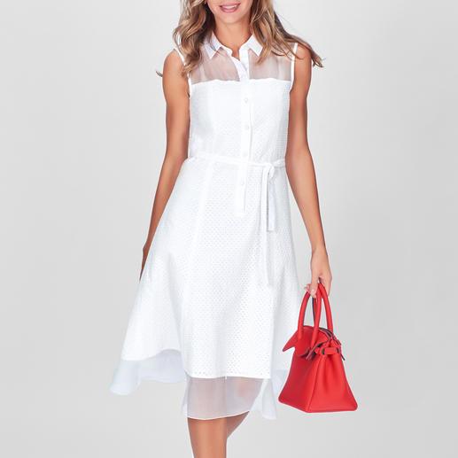 Paule Ka Couture-Kleid Die feminine Eleganz der 50ies. Neu aufgelegt vom Pariser Label Paule Ka.