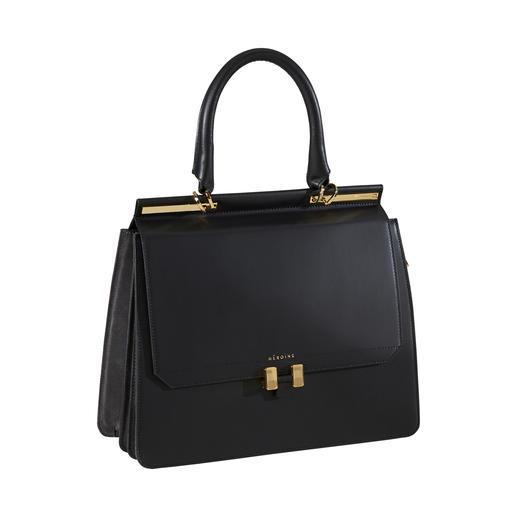 Die It-Bag fürs Business: Elegantes puristisches Design. Made in Italy, von Maison Héroïne. Die It-Bag fürs Business: Elegantes puristisches Design. Made in Italy, von Maison Héroïne.