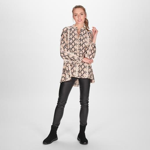 SLY010 Pythonprint-Tunika Fünf Fashion-Facts, vereint auf außergewöhnlich elegante Art. Von SLY010.