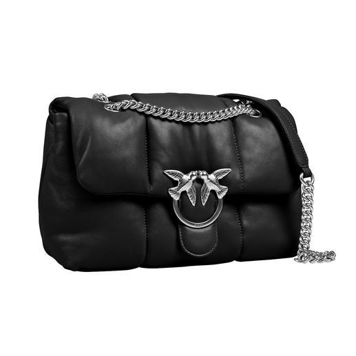 Pinko Puffer-Bag Begehrtes High-Fashion-Accessoire. Italienisches In-Label. Nur 339,- Euro. Die Puffer-Bag von Pinko.