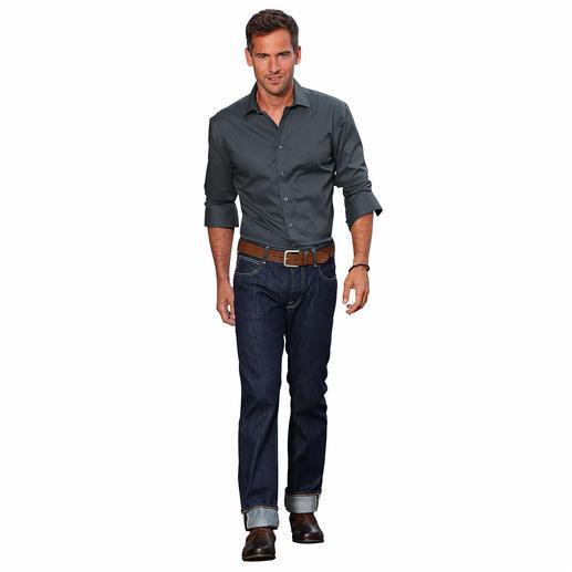 Lee® Selvage-Jeans - Hollywood-Legenden wie James Dean und Marlon Brando machten Selvage Jeans von Lee® weltberühmt.