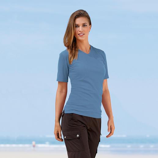 SunSelect®-Shirt, Damen Sieht gut aus, fühlt sich gut an und wirkt wie eine gute Sonnencreme.