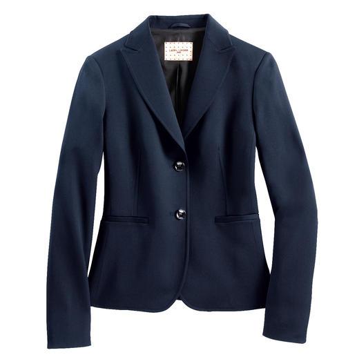 Der 24-Stunden-Blazer: Business-korrekt. Lässig zur Jeans. Elegant am Abend. Der 24-Stunden-Blazer: Business-korrekt. Lässig zur Jeans. Elegant am Abend. Und sogar waschbar.