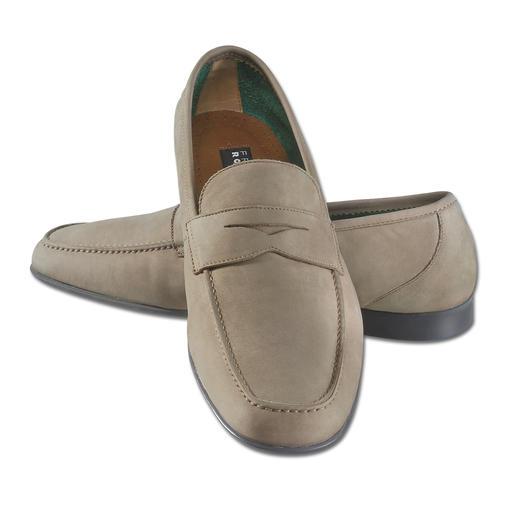 Fratelli Rossetti Barfuß-Mokassin, Leder - Frottee-Futter macht diesen Mokassin zum idealen Barfuß-Schuh. Von Fratelli Rossetti.