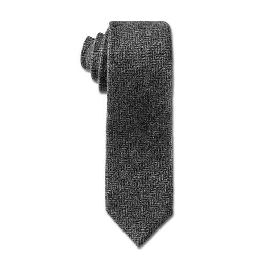 Fumagalli Tweed-Krawatte - Seltener Klassiker: Die Krawatte aus echtem britischen Tweed. Handgefertigt von Fumagalli, seit 1891.