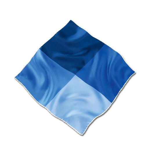 Blau 4-farbig