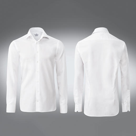 """van Laack Premium-Hemd Royal Tailor Fit oder Slim Fit van Laack """"Royal"""": Alles, was Sie von einem Premium-Hemd erwarten."""