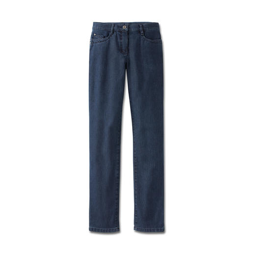 Schlanke Thermo-Jeans - Wärmend aber dennoch angenehm leicht – die Jeans für den Winter.