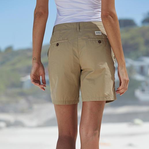Aigle Outdoor-Shorts Clean-Chic Die stilvollen unter den Outdoor-Shorts. Funktioneller Stoff. Perfekte Länge. Knackiger Sitz. Von Aigle.