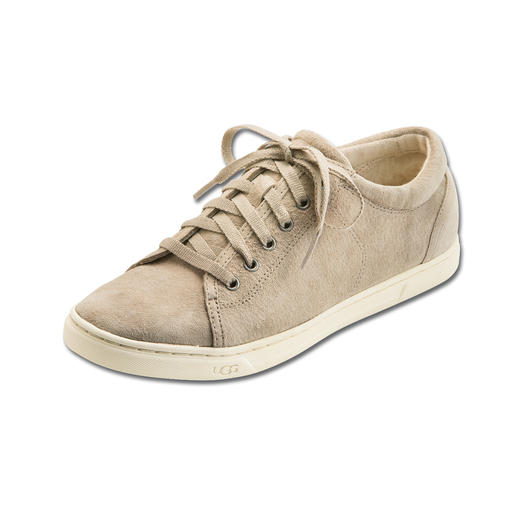 UGG® Lammfell-Sneaker - Der Renner aus Down Under erobert Europas Straßen: die Lammfell-Sneakers der Kultmarke UGG® Australia.
