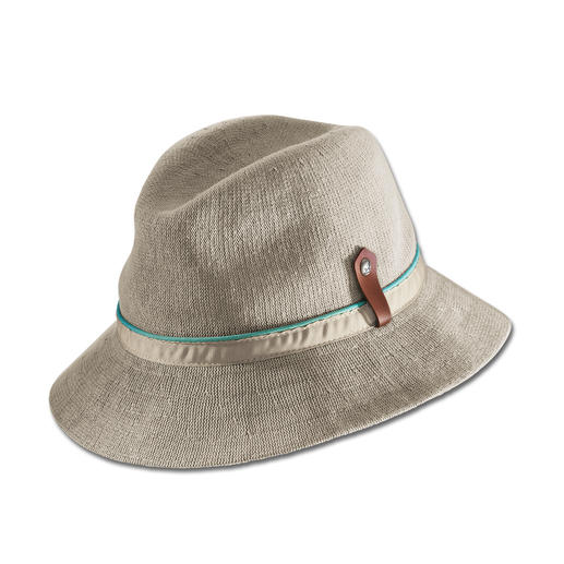 Kangol® Sommer-Strickhut - Der Schönwetter-Hut vom britischen Traditions-Hersteller Kangol®, seit 1938. Aus luftigem Strick.