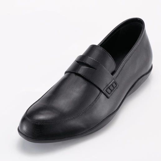 Harrys of London Check Print-Loafer - Ein stilvoller Freizeit-Loafer – aber rutschfest wie ein Surfer-Schuh. Von Harrys of London.