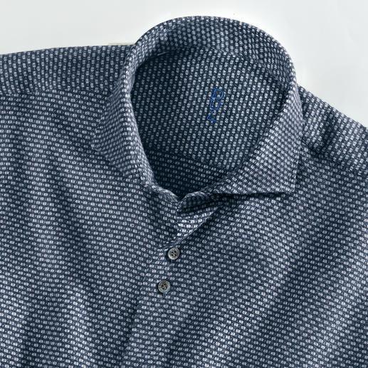 Dufour Jaspé-Winterhemd Ein Hemd, warm und bequem wie Ihr Lieblingspullover. Von den Hemden-Spezialisten Dufour.