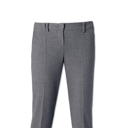 """Seductive Businesshose """"Blended Wool"""" Die Optik einer Tuchhose. Aber unkomplizierter dank """"Blended Wool"""": Weich. Elastisch. Und maschinenwaschbar."""