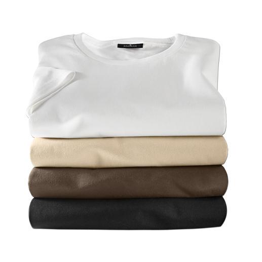 Weiß, Sand, Oliv-Braun, Schwarz
