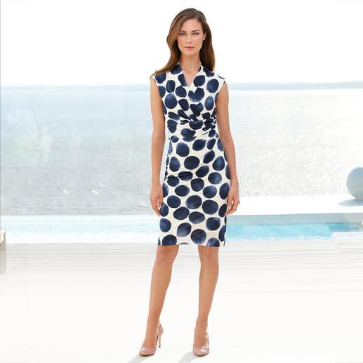 Barbara Schwarzer Everyday-Dress - Das elegante Designerkleid für jeden Tag und jeden Anlass. Vielseitig. Unkompliziert. Und erfreulich erschwinglich.