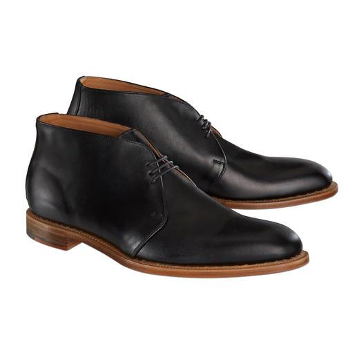 Solovair® Kalbleder-Schnürschuh - Solovair®: Britische Schuhmacher-Tradition seit 1881 – und doch noch ein Geheimtipp.