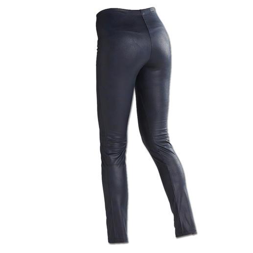 """Janice & Jo Leggings """"faux cuir"""" Luxus-Kunstleder-Leggings vom Spezialisten und Trendlabel: Janice & Jo, Frankreich."""