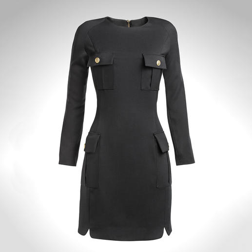 Pierre Balmain Straight Dress Das Kleid, das mit Sicherheit noch viele weitere Modesaisons überdauert.