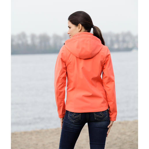Orange, Damenjacke