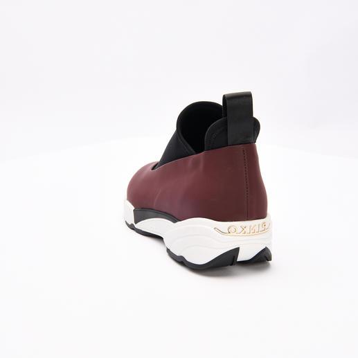 Pinko-Sneaker Magnolia, Bordeaux Der nächste große Sneaker-Coup kommt aus Italien. Von Pinko.