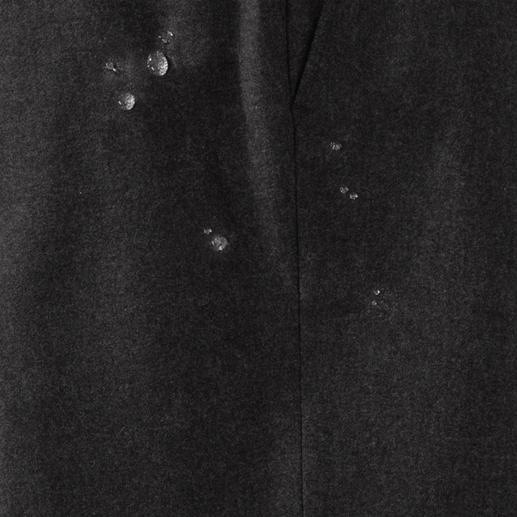 Hoal Leichtloden-Hose Elegant und bequem wie eine klassische Tuchhose. Aber Wind und Wasser abweisend. Von Hoal/Deutschland.