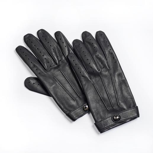 Dents Gentleman-Handschuhe - An Dents-Handschuhen erkennt man den Gentleman. Feinste Lederhandschuhe aus Großbritannien, seit 1777.