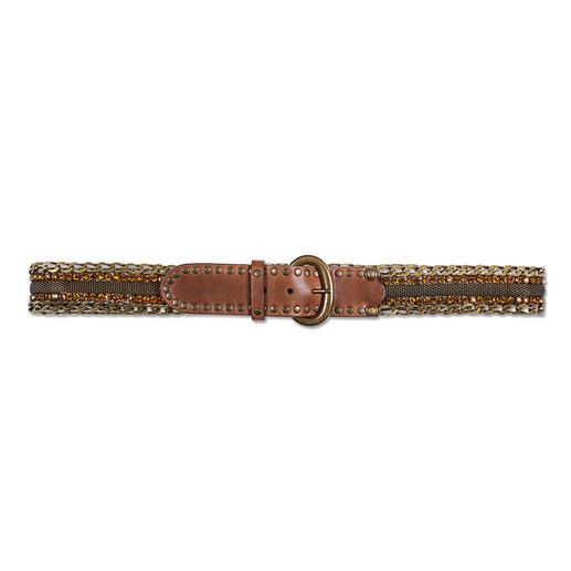 Nanni Milano Metall-Schmuckgürtel - Nicht nur ein praktischer Gürtel. Sondern ein seltenes Schmuckstück.