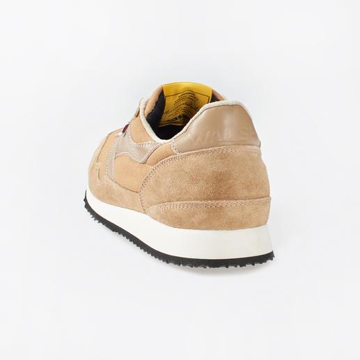 """Norman Walsh Sneaker """"NY'81"""" Nicht irgendein Sneaker. Das Original vom New York Marathon 1981. Handgefertigt in England. Von Norman Walsh."""
