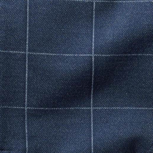 Hackett Jersey-Sakko Das luftige Jersey-Sakko in klassischer Flanell-Optik. Von Hackett London.