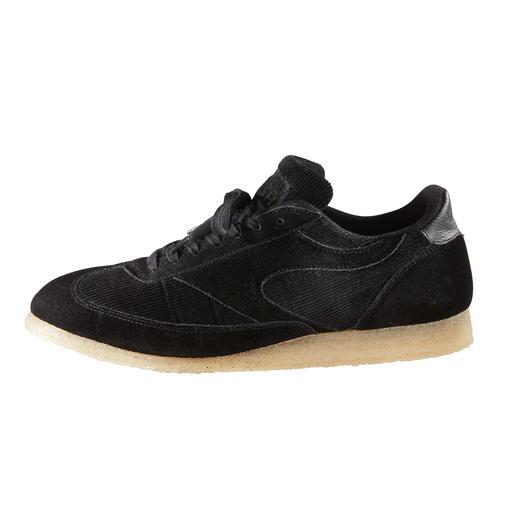 Norman Walsh 1.000-Meilen-Sneaker Der 1.000-Meilen-Sneaker aus den 80ern trifft den Retro-Trend von heute.