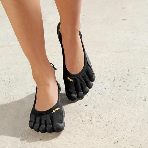 Damen-Outdoor-FiveFingers® So gesund und entspannend wie Barfußlaufen, aber ohne Verletzungen und schmutzige Füße.
