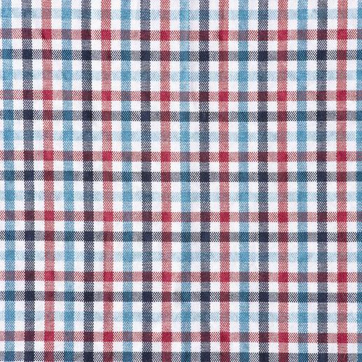 The BDO-Shirt No.42, Kariert Entdecken Sie einen guten alten Freund. Und vergessen Sie, dass ein Hemd gebügelt werden muss.
