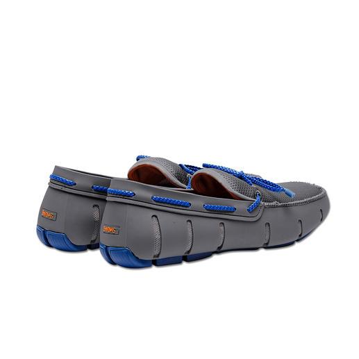 Swims Wet-Loafer Der Wet-Shoe für den Gentleman. Wasserfest wie ein Badeschuh. Luftig wie eine Sandale. Elegant wie ein Loafer.