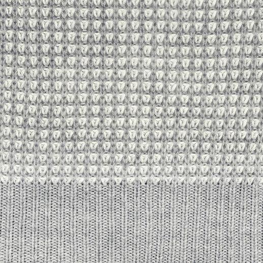 Carbery Patentstrick-Pullover Strukturstarker Patentstrick – selten leicht und luftig. Wiegt nur 340 g. Aus weicher Viskose-Baumwoll-Mischung.