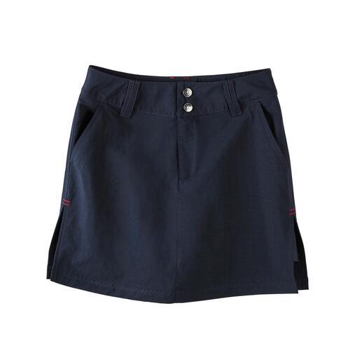 Key West Funktions-Skort Skort: Außen Skirt, innen Shorts. Der geniale Funktionsrock von Key West, Kopenhagen.