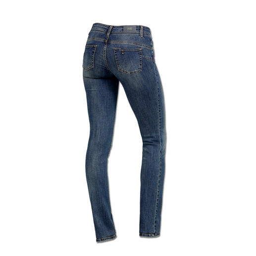 """Liu Jo Jeans """"Bottom up"""" Kaum eine Jeans lässt Ihren Po knackiger aussehen als die """"Bottom up"""" von Liu Jo Jeans, Italien."""