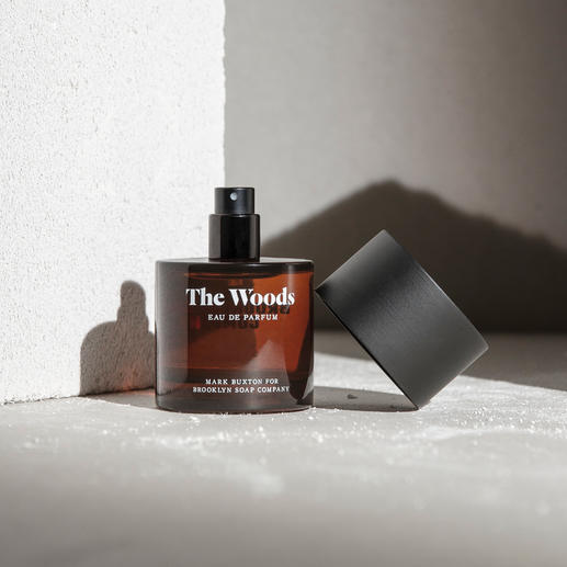 The Woods Eau de Parfum - The Woods: Das erste Herrenparfum der Brooklyn Soap Company.