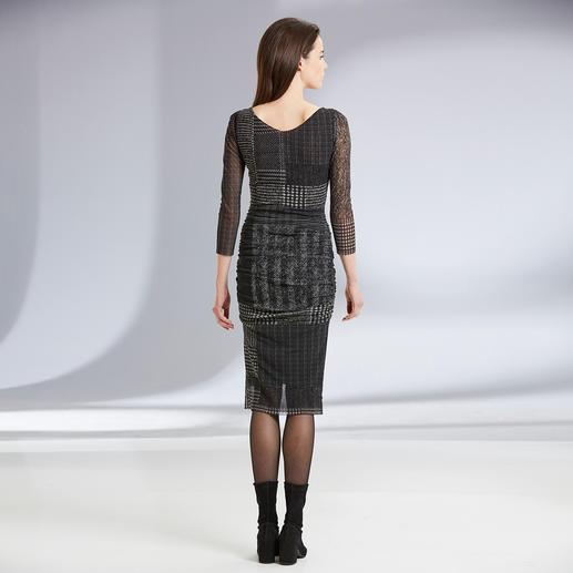 Fuzzi Handtaschenkleid Tweedlook Das Designerkleid für die Handtasche. Und für fast jeden Anlass.