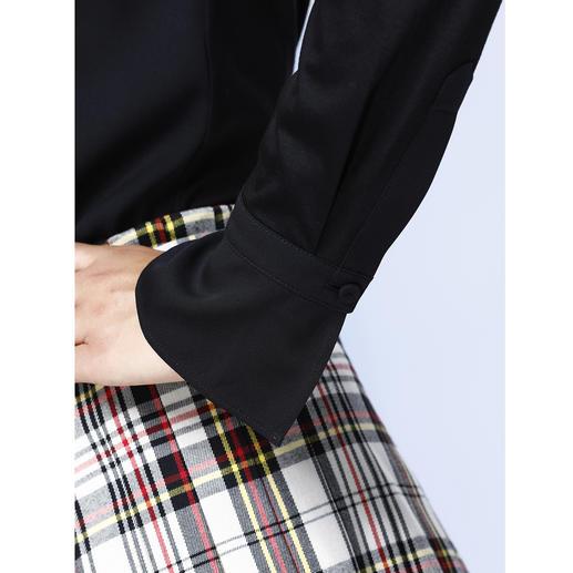 Strenesse Hemd-Bluse Elegant wie eine Bluse. Bequem wie ein Shirt.