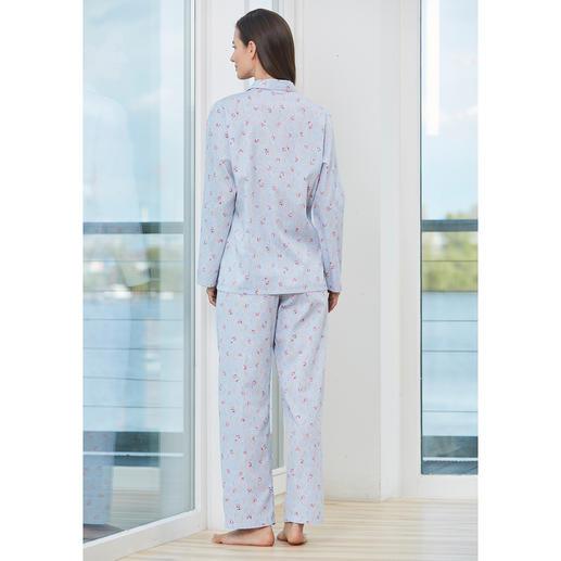 Novila Paisley-Pyjama Der Pyjama´für den ersten guten Eindruck am Morgen.